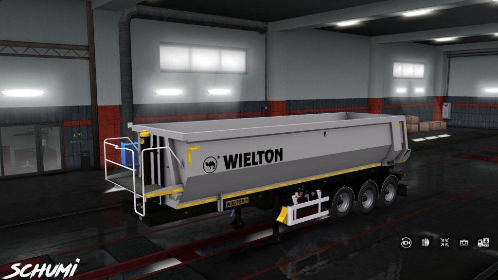 trailer wielton pack v1.2 ets2 1